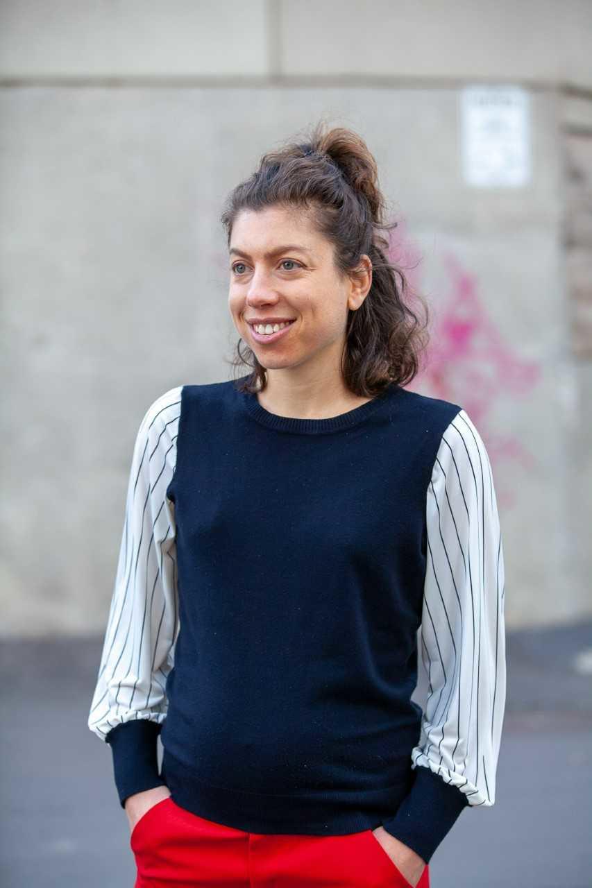 A portrait photo of Dr. Anna Durbin